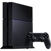 PlayStation 4 500GB Black Console + 2 HIT igre