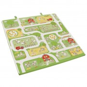 roba Foldable Play and Crawling Mat Farm