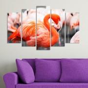 Декоративен панел за стена с екзотична огнена птица Vivid Home