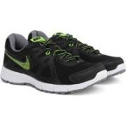 Nike REVOLUTION 2 MSL Running Shoes(Black, Grey)