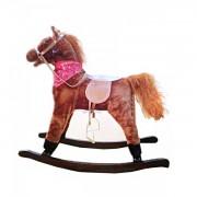 Calut Balansoar Jucarie Muzicala Copii Rocking Horse