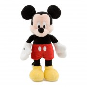 Peluche Mickey Mouse Disney Color Rojo 24 Cm Tamaño Mini