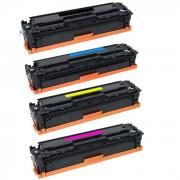 Съвместима тонер касета HP LaserJet Pro Color 300 - черна CE410X 4000 стр. Laserjet Pro 300 Color