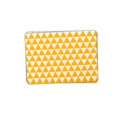 My-Furniture Set of 2 Placemats Yellow Check