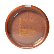 Rimmel London Sun Shimmer Maxi Bronzer Powder 004 Sun Star 17G Per Donna (Cosmetic)