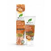 dr.Organic bio argán kéz- és körömápoló balzsam, 100 ml