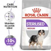 Royal Canin Medium Sterilised pour chien 3 kg