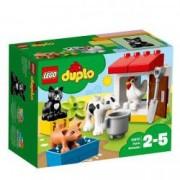 LEGO DUPLO Animalele de la ferma 10870 pentru 2-5 ani