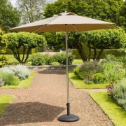 Leisure Norfolk Leisure Garden Must Haves King Parasol