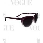 Emporio Armani Cat-eye Sunglasses(Grey)