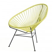 OK Design - The Acapulco Chair, gelb