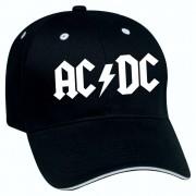 Шапка с козирка - AC/DC