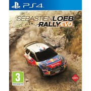 Pqube Sebastien Loeb Rally Evo PS4 Game
