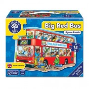 Orchard Toys Big Bus, Multi Color