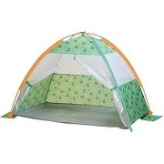 Pacific Play Tents Kids Under the Sea Cabana w/ Zippered Mesh Front - 60 x 35 x 40