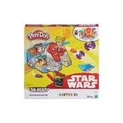 Conjunto Play-Doh Star Wars Millenium - Hasbro