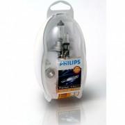 Philips Easy Kit H1/H7 55W 12V 55475EKKM +30%