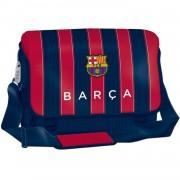 FC Barcelona - Laptop Schouder tas - 38 cm - Multi
