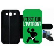 Etui Samsung Galaxy S3 I9300 C Est Qui L Patron 4