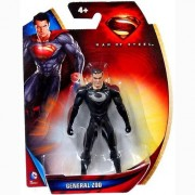 Superman Man of Steel Armor Suit Zod 3.75 inch Action Figure