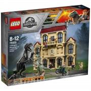 Lego Jurassic World: Caos del Indorraptor en la mansión Lockwood (75930)