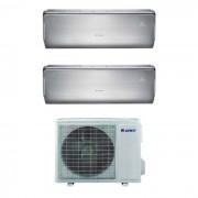 Condizionatore Gree Dual Split Inverter U-Crown 12+18 12000+18000 Btu Wifi Gwhd(28)Nk3ko A++