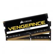 Memorii laptop Corsair Vengeance, 32GB(2x16GB), DDR4, 3000MHz, CL16, 1.2v, Dual Channel