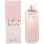 ETERNITY NOW apă de parfum cu vaporizator 100 ml