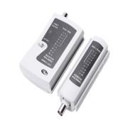 Tester pentru cablu UTP si BNC