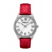 Kenneth Cole New York Womens Classic Red Leather Watch 395mm NO COLOR