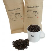 ≪BLACKWELL COFFEE≫ギフトセット(Africa/Papa・豆)