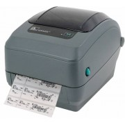 Imprimanta de etichete Zebra GX420T, 203DPI, Ethernet, cutter