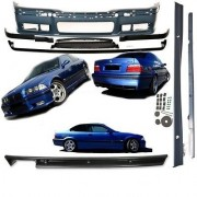 Kit M / Pack M - BMW - Serie 3 E36 Sedan (Carro)