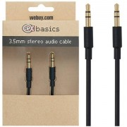 CeX basics - 3.5mm Stereo Audio Cable