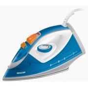 Fier de calcat cu aburi Sencor SSI 7710BL, Talpa ceramica, 2400 W (Albastru)