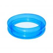 Kék pancsoló medence, 61x15 cm