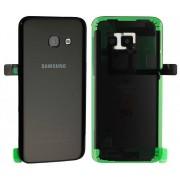 gsmschermkapot Samsung A520F Galaxy A5 2017 Battery cover-black