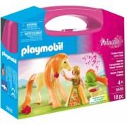 Set Portabil - Printesa Si Calut Playmobil