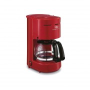 Cafetera De Goteo T-Fal CM3215MX Heliora Petit 6 Tazas-Rojo