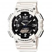 Reloj Casio AQ-S810WC-7AVCF Tough Solar World Time-Blanco