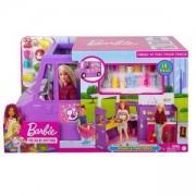 Комплект камион Барби за приготвяне на храна, Barbie, 1710210