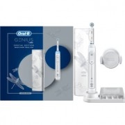 Oral B Genius 10000N Special Edition Lotus White escova de dentes eléctrica D701.515.6XC Lotus White