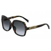 Moschino MOS014/F/S Asian Fit Sunglasses 086/9O
