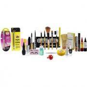 Adbeni Fashion Color Combo Makeup - (No of units 23)