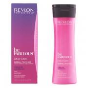 Sampon utáni tápláló Be Fabulous Revlon (250 ml) Normál haj