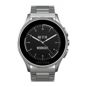 Smartwatch Vector Luna Brushed Steel / Steel strap