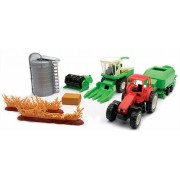 NEW05905-A NEW-RAY - Country Life Farm Town Set