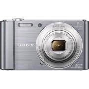 Digitalni foto-aparat Sony DSCW810, Srebrni