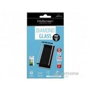Myscreen DIAMOND GLASS EDGE 3D full cover kaljeno staklo za Samsung Galaxy S8 (SM-G950), crno