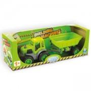 Трактор с ремарке в кутия, 10174 Mochtoys, 5907442101744